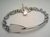 Sterling Silver Rowers Bracelet