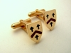 Breathnach Family Crest Cufflinks