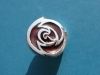 Sterling Silver Labour Flower Pin
