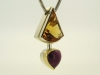 citrine-and-tourmaline-pendent