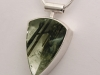Moss Agate Pendent