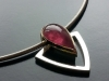 pink-tourmailine-18ct-yellow-gold-and-sterling-silver