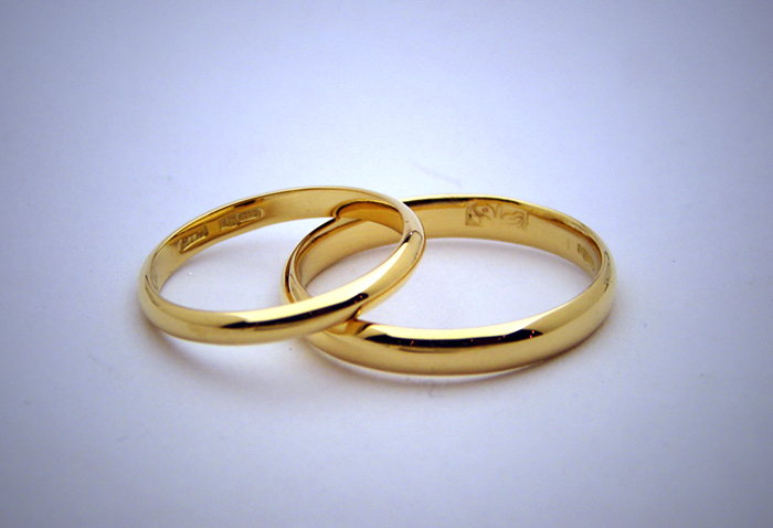Fair Trade Wedding Bands